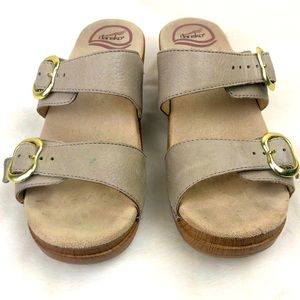 Dansko Sophie Sandal Size 38